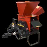 hammermill shredder chipper TPH185