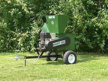 Mighty Mac Hammermill Shredder Chipper SC1650