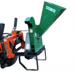 Mighty Mac® Wood Chipper TPH475